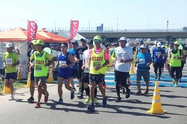フルマラソンを走り切るためのお手伝い「第4回サンスポ30㎞淀川記録会」