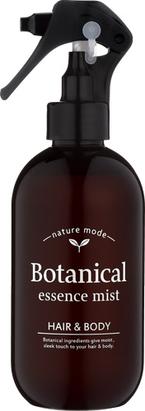 新しいボタニカルエッセンスミストは髪とボディに使えます