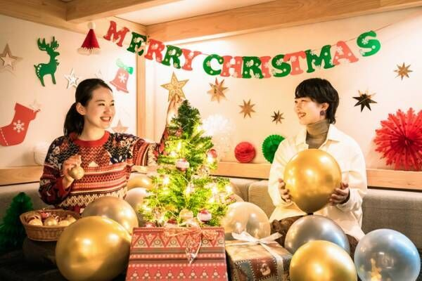 クリスマスは、星野リゾート「BEBのこっそり満喫クリスマスステイ」で決まり