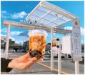 日本初「ドライブスルー」対応のタピオカ専門店