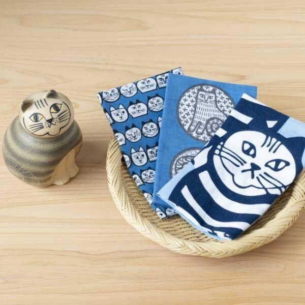 リサ・ラーソン×日本の伝統工芸!夏を彩る厳選アイテムを特集
