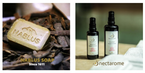 最高ランクの美容オイルとオーガニック石鹸が店頭発売中