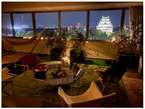 「名古屋城」を眺めながら、グランピングで夏の終わりを満喫!