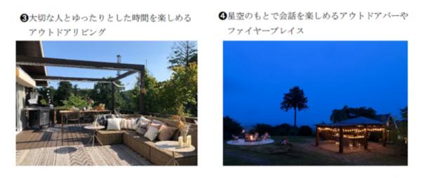 【茨城県】「森の中の別世界」をイメージしたリゾート施設がオープン