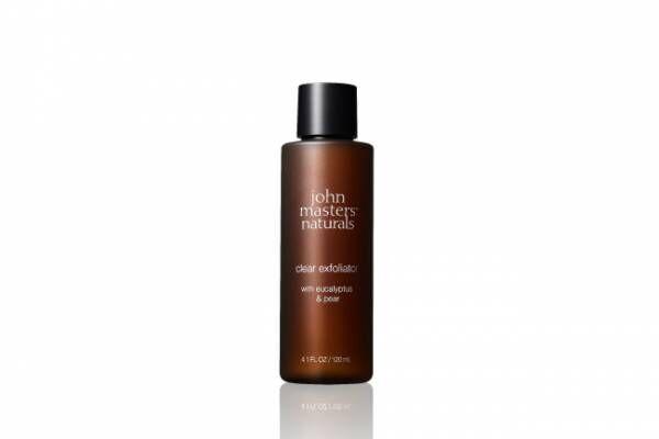 洗顔と拭き取り化粧水でクリアな肌に!john masters organicsの新商品発売