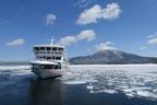 1週間のみ運航「阿寒湖砕氷帯遊覧」大迫力の遊覧を楽しもう