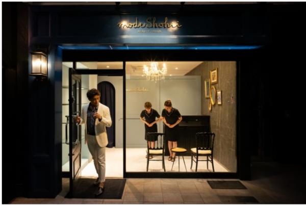 パリの高級洋菓子店をモチーフにした「エステサロン」が開店