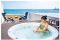 長崎の老舗ホテルが、海の見えるジャグジーバスを新設!