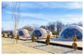 【那須高原】豊かな自然を楽しめるグランピング施設がオープン