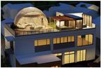 【兵庫】ビルの屋上に建つ「グランピング施設」が予約受付スタート