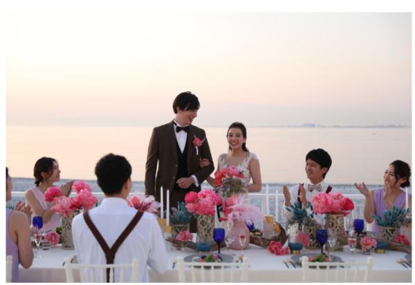 【大阪】海外リゾートのようなセレモニープランがスタート!