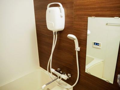 おうち時間を豊かに!泡シャワー「KINUAMI U( 絹浴み [結] )」で新たな入浴体験を