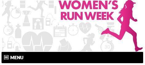 「Women's Run Week」リアル・オンラインで開催