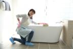 主婦の嫌いな掃除1位は「お風呂掃除」!費やす時間は年間60時間以上!?