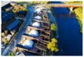 日本初「掛け流し露天風呂」完備のグランピング施設