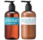 進化した「product」のシャンプー&コンディショナーで上質なバスタイムを
