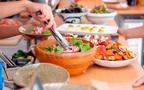 晩御飯は作りたくない! 子供といけるレストラン「KIRARA」の自分定食