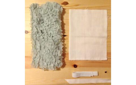 チューブトップの作り方。型紙なし! まっすぐ縫うだけの簡単レシピ!