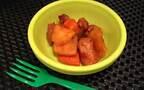 まるでお肉! 大豆ミートで作る、豚肉を使わないキッズ酢豚