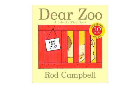 子どもの英語教育に! 英語で絵本読み聞かせ 絵本紹介7「Dear zoo」