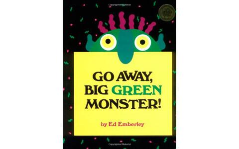 子どもの英語教育に! 英語で絵本読み聞かせ 絵本紹介8「Go Away, Big Green Monster!」