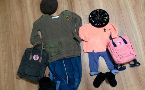 女の子ママ必見! 子供と一緒にお揃いファッションを楽しむためのポイント