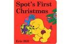 子供の英語教育に! 英語で絵本読み聞かせ 絵本紹介12「Spot's First Christmas」