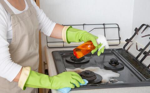 石けん、重曹、クエン酸、アルコール…年末の大掃除にも応用できる、ナチュラルクリーニング(4)