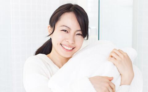 浴室乾燥機ってこんなに便利! 花粉症対策にも最適な浴室乾燥のメリットとは