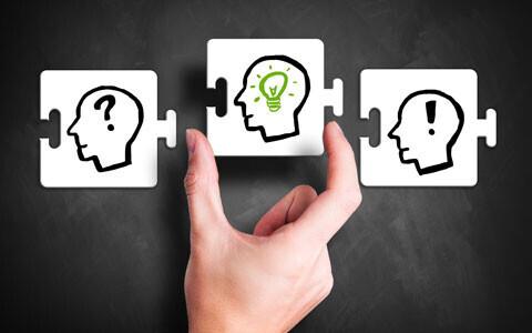 右脳タイプ? 左脳タイプ? 利き脳の違いで、収納方法にも違いがある!