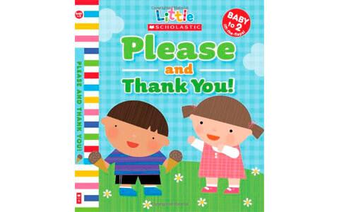 子どもの英語教育に! 英語で絵本読み聞かせ 絵本紹介19『Please and Thank you』