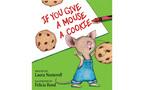 子どもの英語教育に! 英語で絵本読み聞かせ 絵本紹介25「If You Give a Mouse a Cookie」