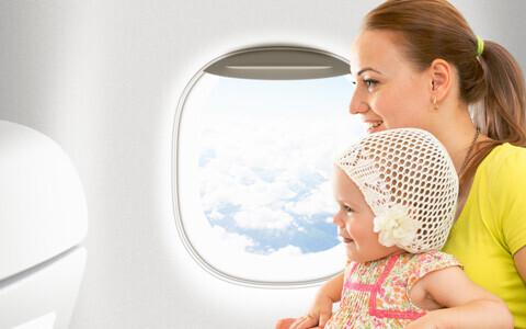赤ちゃん連れで長時間、飛行機に乗るときのコツ(赤ちゃんと一緒のハワイ旅行 Vol.9)