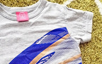 しかけのあるデザインで魅せる「親子おそろい」Tシャツ