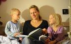 香りで子供の想像力が高まる、絵本を読む時におすすめのアロマ