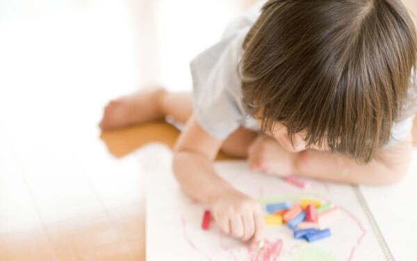 子どもがやりたいことをやりたいだけやらせてあげることが、集中力を伸ばすことにつながる