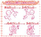 「元気すぎて勢いが止まらない」 栗生ゑゐこの赤ちゃんカルタVol.7