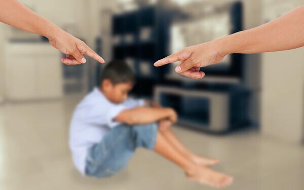 子どものわがままを注意したり、禁じたりするのが「しつけ」