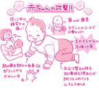 「赤ちゃんの力をあなどるなかれ」 栗生ゑゐこの赤ちゃんカルタVol.10