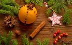 クリスマスに親子で作ろう、幸運を呼ぶ香り玉・オレンジポマンダー