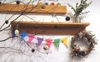 お菓子つきで子どもも大喜び! かわいいガーランドでクリスマスへカウントダウン