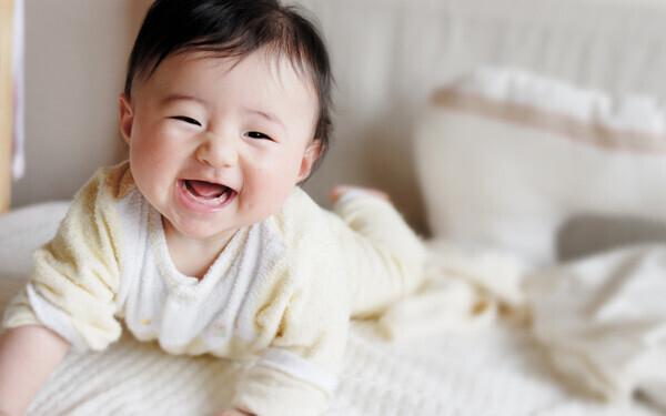 生後3ヵ月までぐらいの赤ちゃんを腹ばいにするのは、欧米では積極的に取り入れられているそう