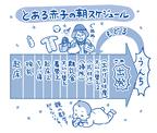 「急いでいるときに限って…どうにもならない赤ちゃんのアノ事情」 栗生ゑゐこの赤ちゃんカルタVol.22