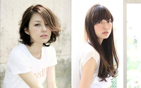 """透明感を出すには""""髪色""""が重要!?夏カラーの最新スタイル"""