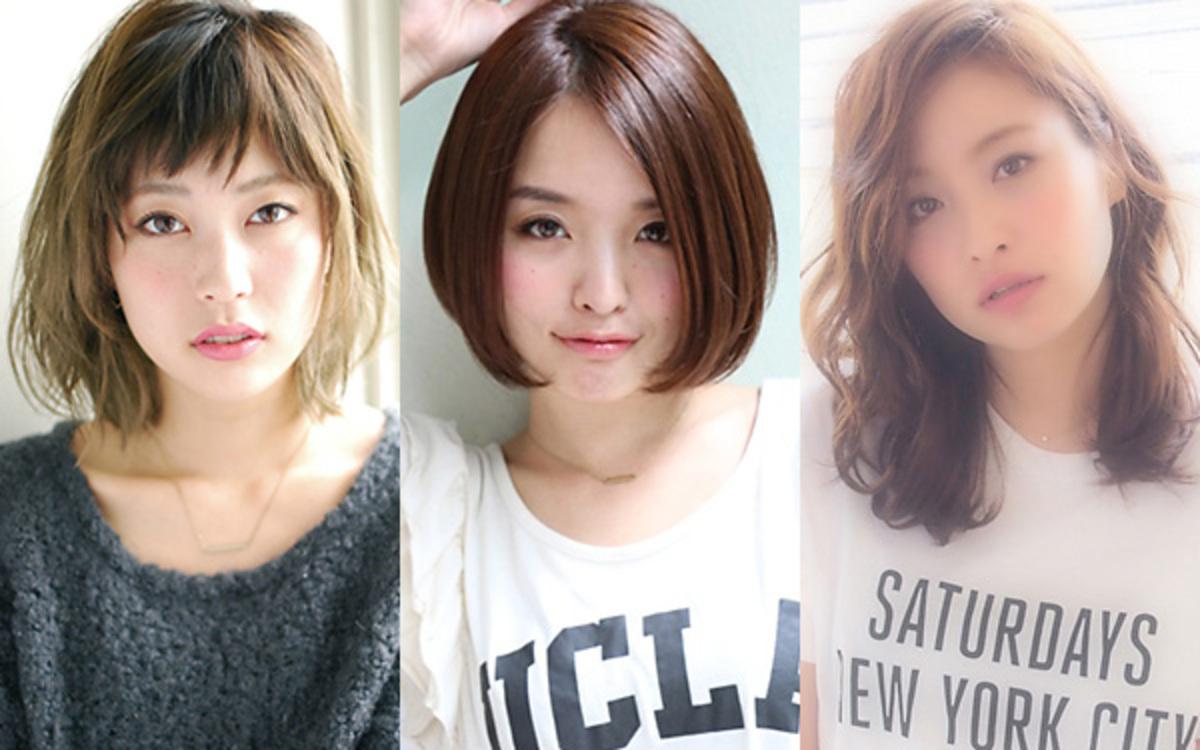 イメチェンしたい女子必見 旬な髪型が見つかる 2015年の本命ヘア