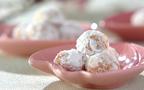 【恋に効くレシピ 速攻編】桜のクッキーボール