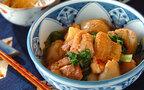 今日の献立はジューシーな鶏肉とねっちりおいしい里芋を使った「鶏肉と里芋の炒め煮」