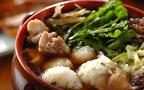 今日の献立はおうちで簡単郷土料理!もち米で作る「もちもち団子鍋」