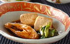 今日の献立は煮崩れしにくいポイントも紹介「カレイと豆腐の煮物」