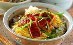 今日の献立は彩り鮮やか、本格派の「ウナギ入りちらし寿司」